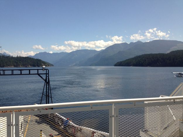 Just another view from the BC ferry.