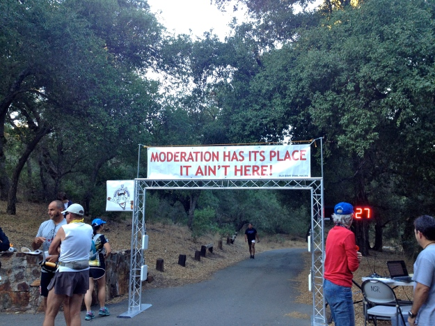 Mountain Goat Marathon. Went better than I expected!