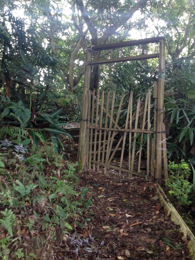 Zen gate.